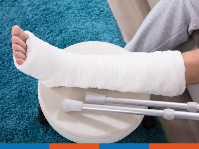 Offenes Bein: Ursachen und Symptome | Praxis Schleicher & Brückl