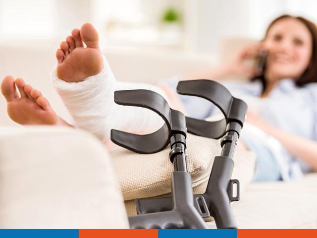 Offenes Bein: Diagnose und Behandlung | Praxis Schleicher & Brückl