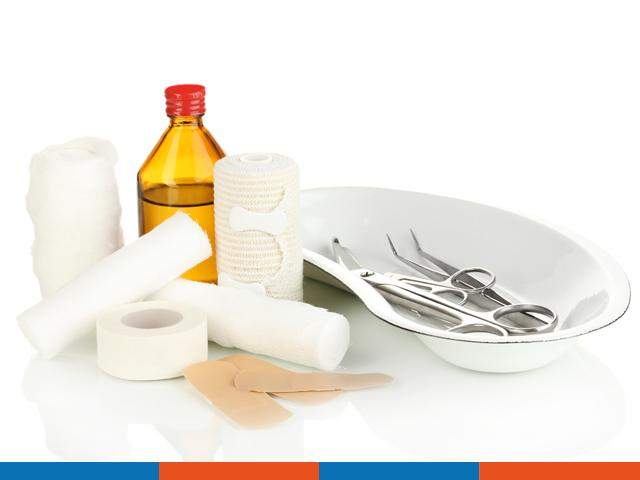 Schlecht heilende Wunden | Praxis Schleicher & Brückl